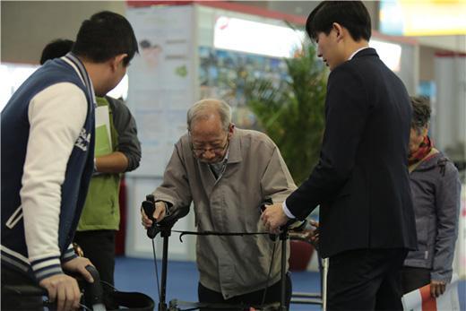 老年康复护理专区