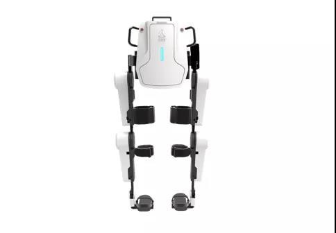 下肢外骨骼步行康复器